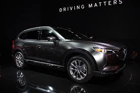 2016 mazda cx 9 comes with impressive kodo design skyactiv turbo