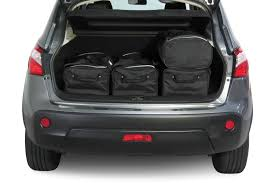 nissan qashqai qashqai nissan qashqai j10 2007 2013 car bags travel bags