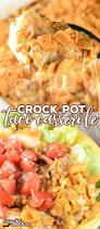 crock pot taco casserole recipes that crock