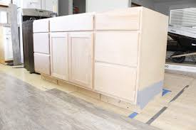how to build base cabinets out of plywood how to build a kitchen island easy diy kitchen island