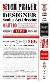 Art Director Resume Sample by 40 Creative Resume Templates You U0027ll Want To Steal In 2017