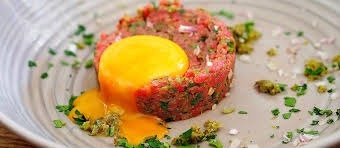 tartare cuisine how to steak tartare at home food republic