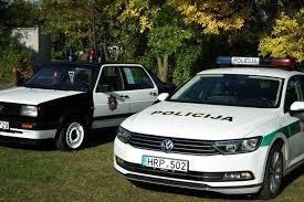 volkswagen jetta race car pamatykite surado pirmąjį lietuvos policijos u201evolkswagen u201c lrytas lt