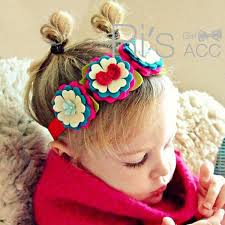 felt headbands retail baby girl russian style felt baby headband infant