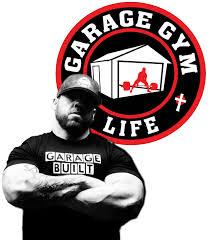 home garage gym life