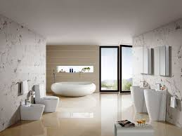 fascinating modern bath ideas bathroom kopyok interior exterior fabulous white motives wall tiles features large area space bathroom