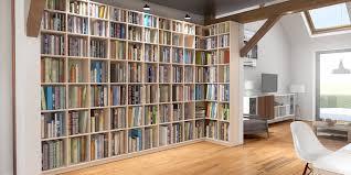 bibliothek wohnzimmer bibliotheken nach maß massivholz oder mdf qualität und