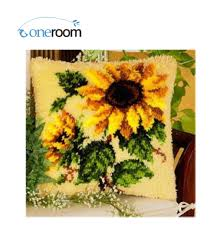 Sunflower Rugs Compare Prices On Latch Hook Rug Kit Sunflower Online Shopping