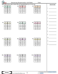 ratio tables worksheets with answers ratio worksheets