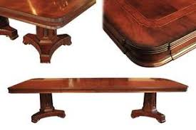 Mahogany Boardroom Table Mahogany Conference Table Or Dining Room Table For Sensitive