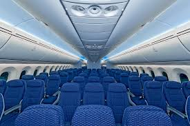 747 Dreamliner Interior Boeing U0027s State Of The Art 787 Dreamliner Is Now Officially In