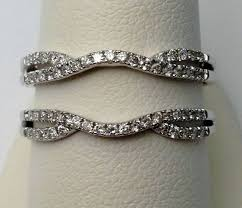 Wedding Ring Wraps by 18 Best Ringenhancers Images On Pinterest Solitaire Enhancer