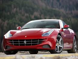 ferrari hatchback coupe unofficial environmental care ferrari ff powered by bio ethanol