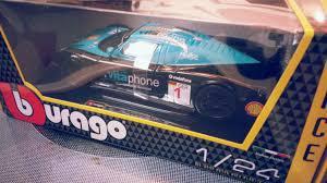 koenigsegg bburago my brand new bburago maserati mc12 gt1 vitaphone 1 race car imgur