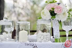 vasi in vetro economici il matrimonio bianco dal sapore vintage casa e trend