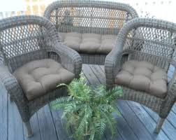 view wicker cushion sets by pillowscushionsohmy on etsy
