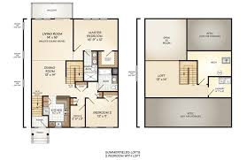 2 bedroom with loft house plans 2 bedroom basement apartment floor plans
