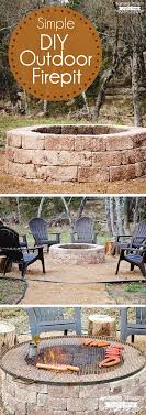 Build Firepit 50 New Stock Of How To Build A Pit With Bricks Pit