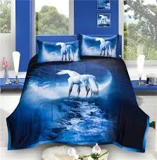Girls Horse Comforter Duvet Covers Horse Print Single Duvet Cover Horse Print Duvet