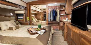 Front Living Room 5th Wheel by 2016 Designer Luxury Fifth Wheel Camper Jayco Inc