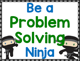 Working Backwards Problem Solving Worksheet Teaching Students To Be Problem Solving Ninjas Word Problems