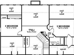 Traditional Floor Plan Design Ideas 7 W Winsome Open Floor Plan Retirement Home