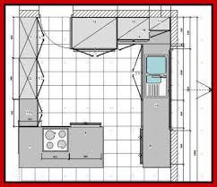 Efficient Floor Plans by Kitchen Design Floor Plan U2013 Gurus Floor