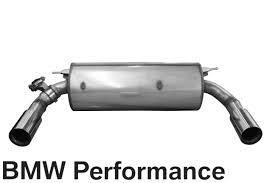 lexus oem performance parts bmw m performance exhaust for 2015 bmw m235i m240i f22 18302286673
