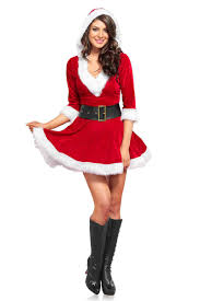 mrs claus costumes santa costume christmas theme masquerade express
