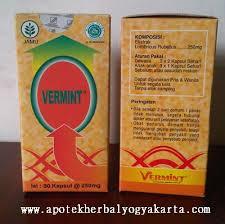 Obat Cacing Tipes vermint obat tipes penyakit tipes toko herbal jogja jual obat