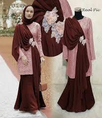 baju kurung modern untuk remaja baju kurung modern kaerin marun baju gamis terbaru online