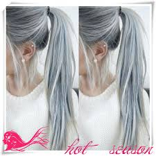 gray hair pieces for american silver grey human hair wigs wigs by unique