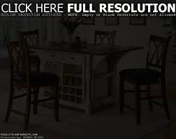 counter height pub table kitchen island decoration