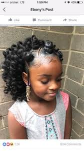 Natural Kids Hairstyles Hair Tips Hair Care Pinterest