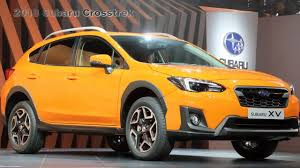 2018 subaru forester lifted 2018 subaru crosstrek xv with new extreme feature make better