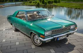 opel admiral lastcarnews opel boss enters classic event with his own diplomat