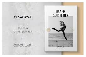 brand style guide photos graphics fonts themes templates