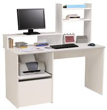 Small Office Decorating Ideas Luxury Modern Home Office Desk Design Idea In Black With Silver