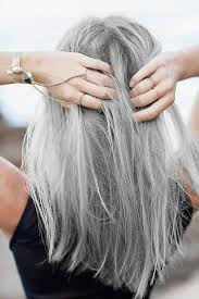 gray hair popular now 25 hairstyles for spring 2018 preview the hair trends now gray