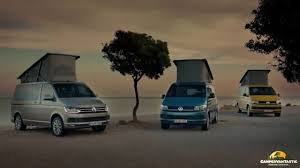 Volkswagen T6 Vw California Campervan Campervantastic Youtube