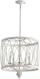 Cyan Chandelier Pendant Chandelier Cyan Design Sausalito 5 Light Persian White