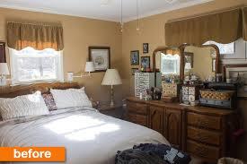 Diy Bedroom Makeovers - before u0026amp after a refreshed repurposed diy bedroom