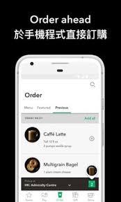 starbucks apk starbucks hong kong apk free lifestyle app for android