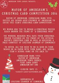 christmas amersham town council