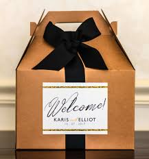 wedding gift bags wedding ideas 21 fabulous wedding gift bags for guests at hotel