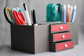 Desk Organizer Drawers Desk Organizer Drawers Open Side View Jpg