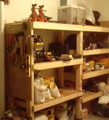 Wood Shelving Plans Garage by Woodwork Plans For Simple Garage Wooden Shelves Pdf Plans