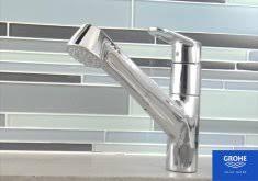 grohe europlus kitchen faucet grohe eurodisc kitchen faucet faucet home design