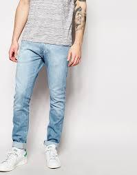 wrangler light blue jeans wrangler wrangler jeans bryson skinny fit the angler light wash