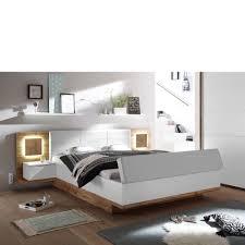 Schlafzimmer Set Mit Led Beleuchtung Schlafzimmer Verona Set Incl Beleuchtung Wildeiche Weiß Hirnholz